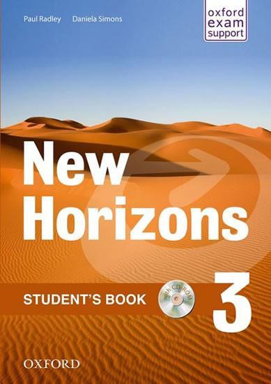 OX-4134583 New Horizons 3. SB (Student's Book - Tankönyv)