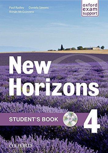 OX-4134705 New Horizons 4. SB (Student's Book - Tankönyv)