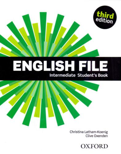OX-4597104 English File Intermediate SB - Third edition (Student's Book - Tankönyv)