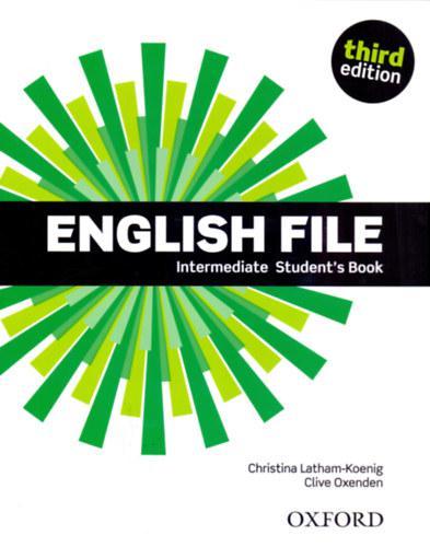 OX-4597104 English File Intermediate SB with DVD-ROM - Third edition (Student's Book - Tankönyv)