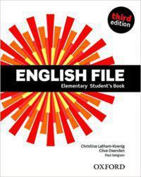 OX-4598644 English File Elementary SB with DVD-ROM - Third edition (Student's Book - Tankönyv)