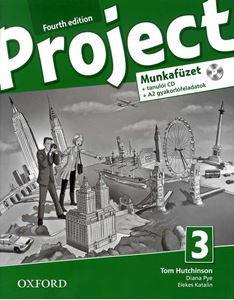 OX-4764926 Project 4 th Ed. 3.Hwb+Multirom (Workbook - Munkafüzet) Fourth Edition - Negyedik kiadás