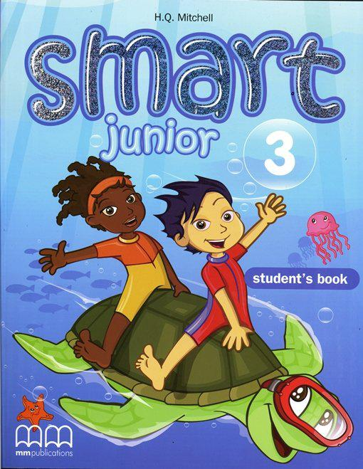 Smart Junior 3 Student's Book - EK-Smartjunior3SB_UJ