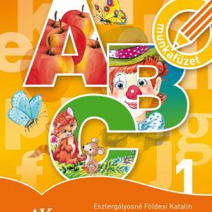 AP-010127 Az én ábécém munkáltató munkafüzet 1.o.