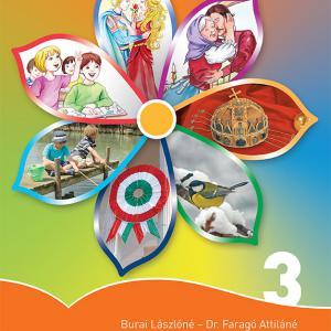 AP-030123/1 Hétszínvirág olvasókönyv 3.  tankönyv  NAT
