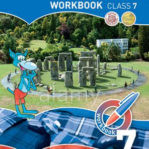 AP-072406 My English Workbook Class 7. NAT