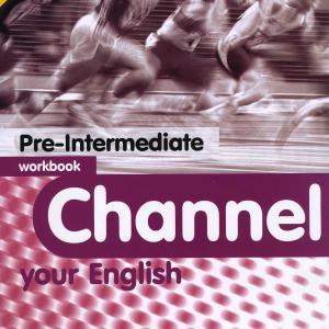 Channel your english pre-intermediate WB + CD (Workbook - Munkafüzet)