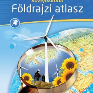 CR-0032/CR-0031 Középiskolai földrajzi atlasz