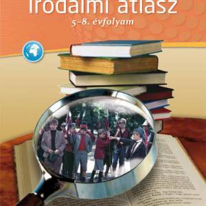 CR-0142 Irodalmi atlasz az 5-8. évfolyam számára
