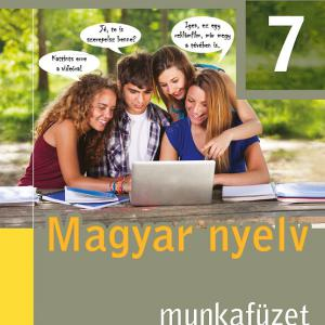 FI-501010702/1 Magyar nyelv munkafüzet 7. Újgenerációs