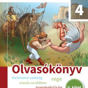 FI-501020402/1 Olvasókönyv 4. II. kötet - Újgenerációs tankönyv