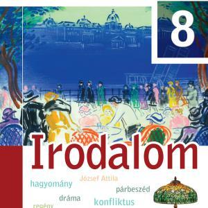 FI-501020801/1 Irodalom tankönyv 8. - Újgenerációs tankönyv