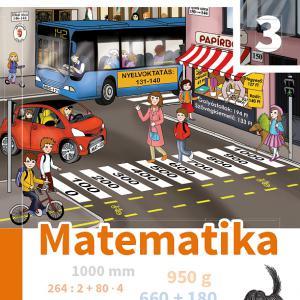 FI-503010301/1 Matematika tankönyv 3. Újgenerációs