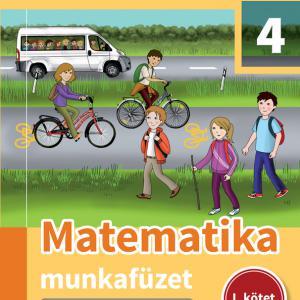 FI-503010402/1 Matematika munkafüzet 4. I. kötet - Újgenerációs tankönyv