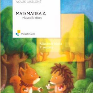 MK-4303-9-K Matematika 2. Második kötet és Matematika 2. Gyakorló Második kötet
