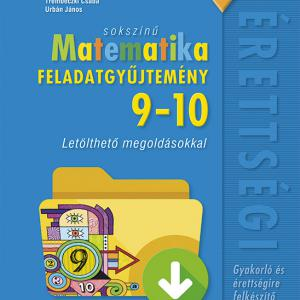 MS-2323 Sokszínű matematika 9-10. feladatgyűjtemény + CD
