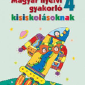 MS-2508 Magyar nyelvi gyakorló kisiskolásoknak  4.