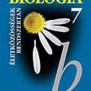 MS-2610 Biológia 7. - életközösségek, rendszertan tankönyv
