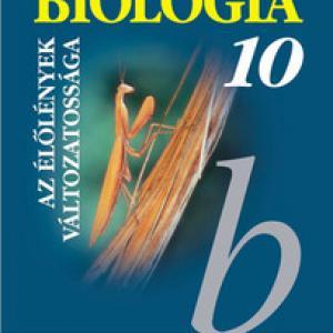 MS-2641 Biológia 10. - az élőlények változatossága tk