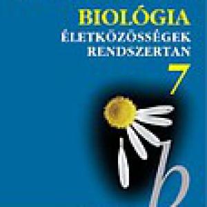 MS-2810 Biológia 7. - Életközösségek, rendszertan munkafüzet