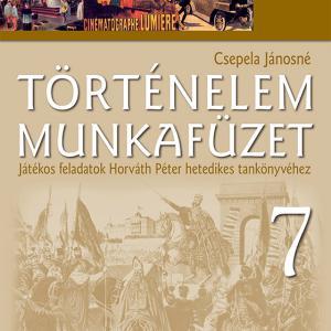 NT-11781/M Történelem 7. munkafüzet
