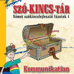 NT-56528 Szó-Kincs-Tár -Német szókincsfejlesztő füzetek 1.