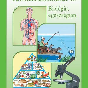 NT-98567/MT Természetismeret 8. biológia, egészségtan