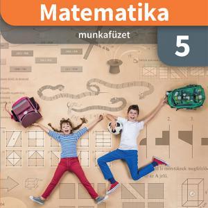 OH-MAT05MB Matematika 5. munkafüzet (B) (Felmérő melléklettel)