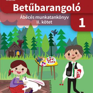 OH-MIR01TA/II Betűbarangolók – Ábécés munkatankönyv II. kötet