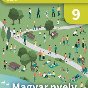 OH-MNY09TB Magyar nyelv 9. (B)
