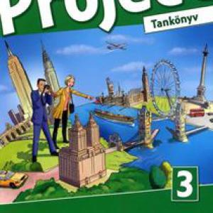 OX-4022637 Project 4 th Ed. 3.Sb (Student's Book - Tankönyv) Fourth Edition - Negyedik kiadás