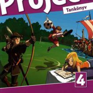OX-4022644 Project 4 th Ed. 4 SB (Student's Book - Tankönyv) Fourth Edition - Negyedik kiadás
