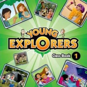 OX-4027618 Young Explorers 1 CB (Student's Book/Class Book - Tankönyv)
