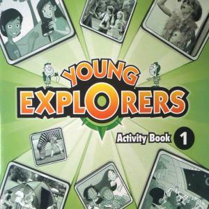 OX-4027656 Young Explorers 1 AB (Workbook/Activity Book - Munkafüzet)