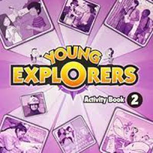 OX-4027663 Young Explorers 2 AB (Workbook/Activity Book - Munkafüzet)