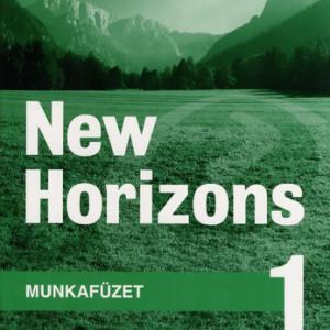 OX-4134309 New Horizons 1. WB (Workbook - Munkafüzet)