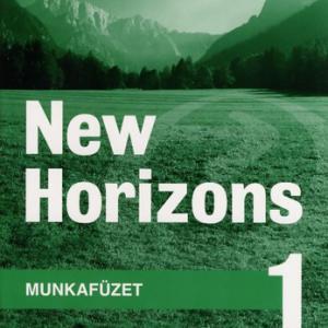 OX-4134309 New Horizons 1. WB (Workbook - Munkafüzet)