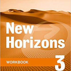 OX-4134545 New Horizons 3. WB (Workbook - Munkafüzet)