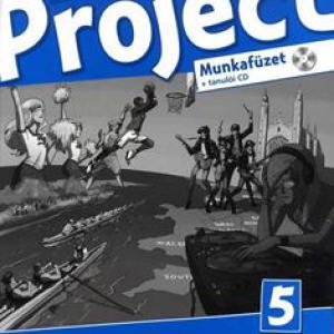 OX-4764940 Project 4 th Ed. 5 HWB+Multirom (Workbook - Munkafüzet) Fourth Edition - Negyedik kiadás