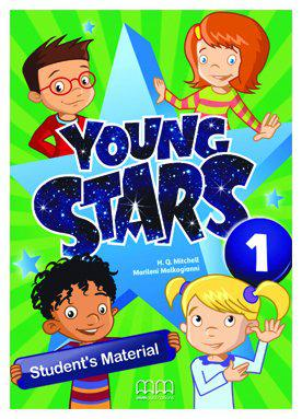 Young Stars 1 Student's Material