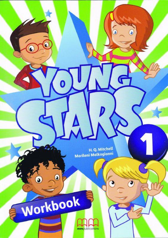 Young Stars 1 Workbook + CD