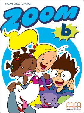 Zoom B Student's Book - EK-ZoomBSB