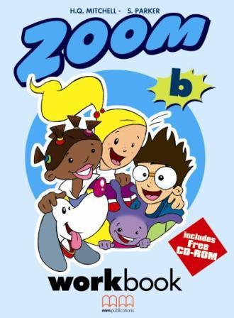 Zoom B Workbook (incl. CD-ROM) - EK-ZoomBWB