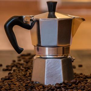 Kotyogó  kávéfőzők