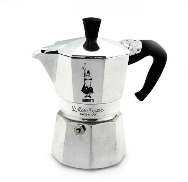 Bialetti Moka Express kotyogó kávéfőző