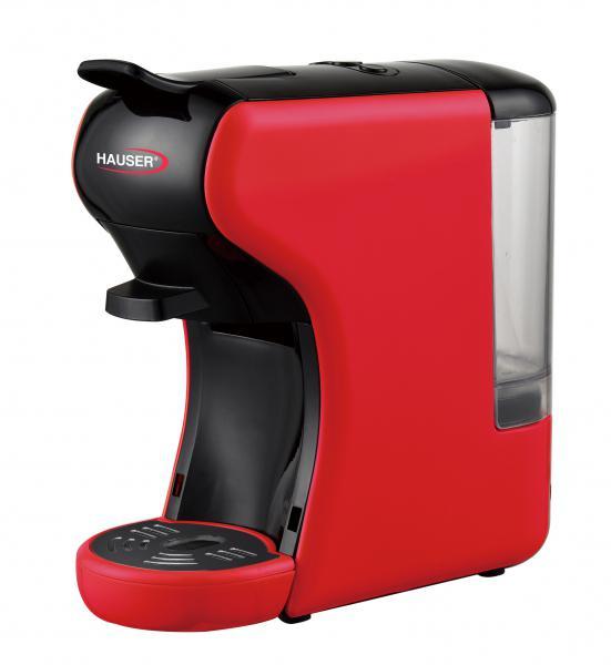 Hauser CE-934R piros kávéfőző