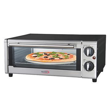 Hauser TO-1513 minisütő, pizzasütő