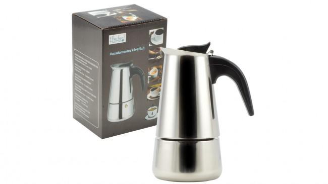 ae9b702b5b Perfect Home kotyogós kávéfőző 4 személyes díszdobozos