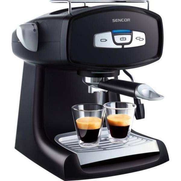 Sencor SES 2010BK 15 baros kávéfőző