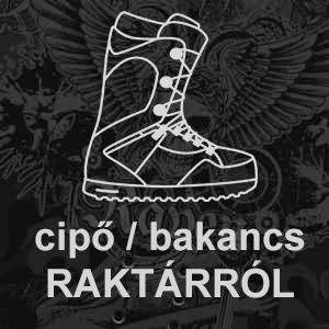 Snowboard cipők / Azonnal